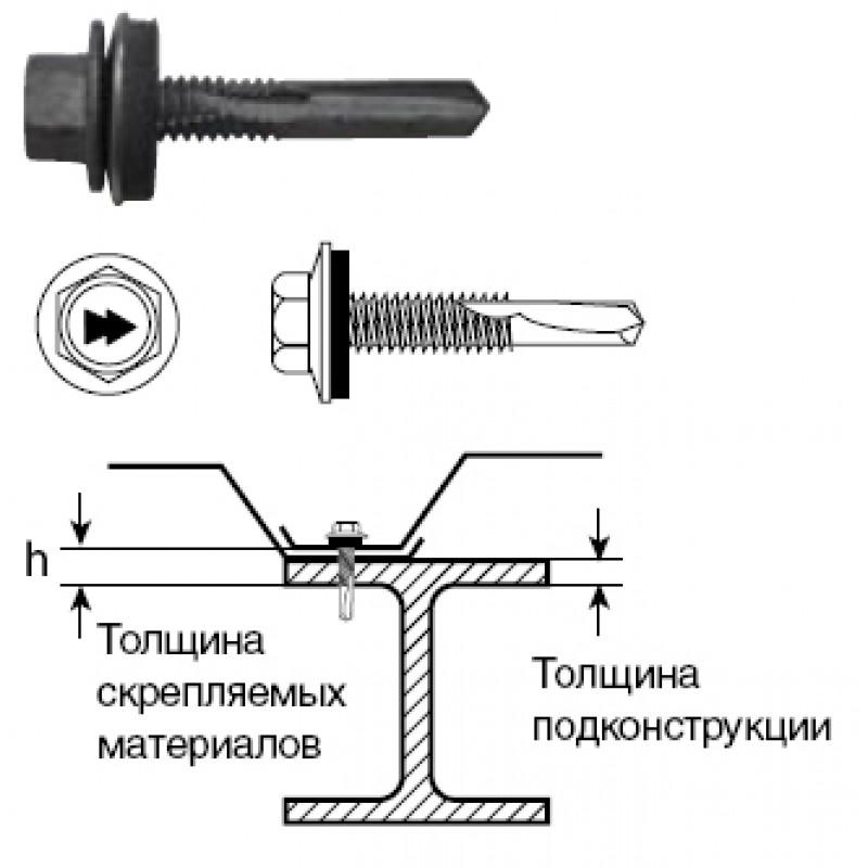 HE5-R-Z19 5.5 х 60